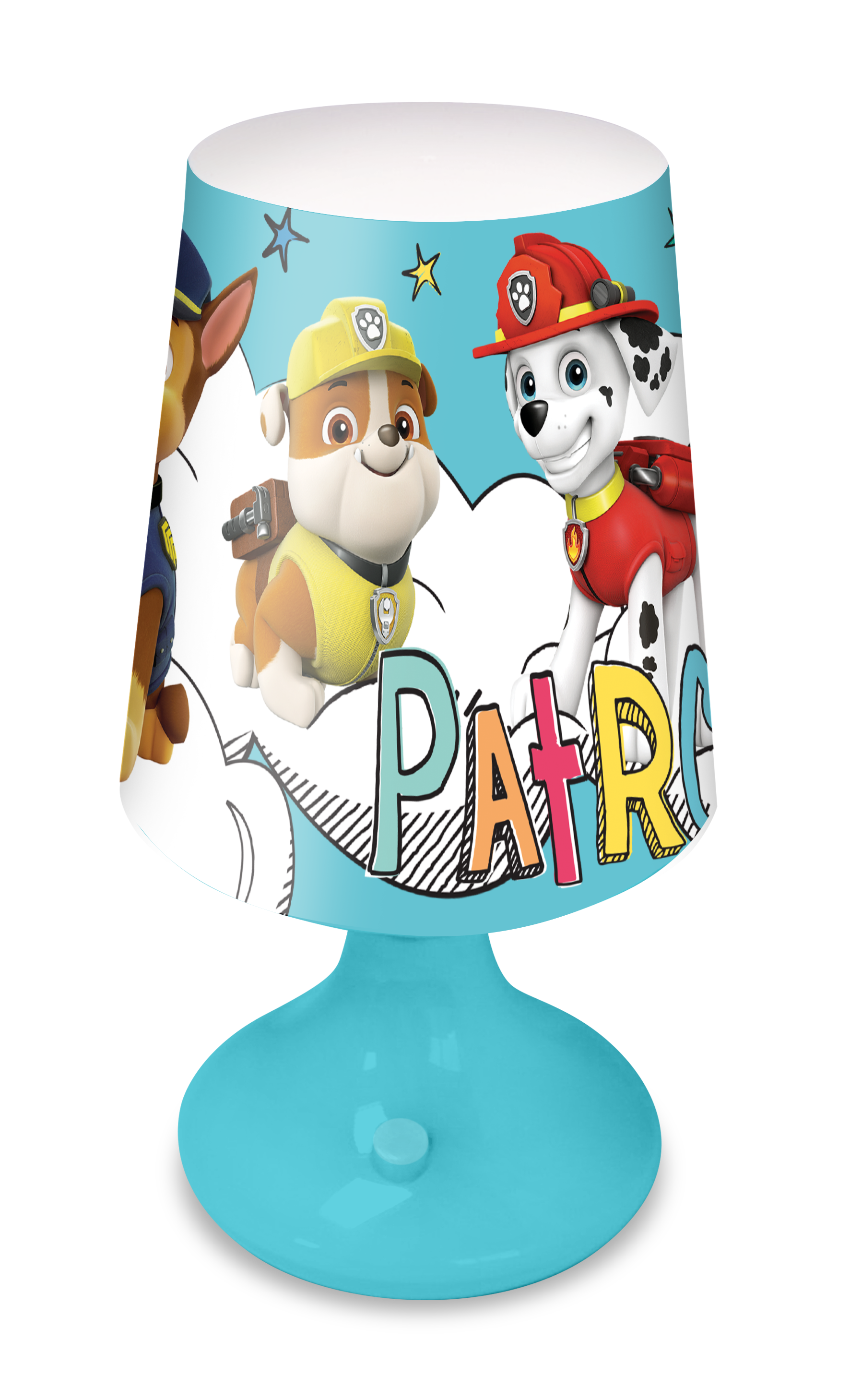Paw Patrol Mini Led Lamp