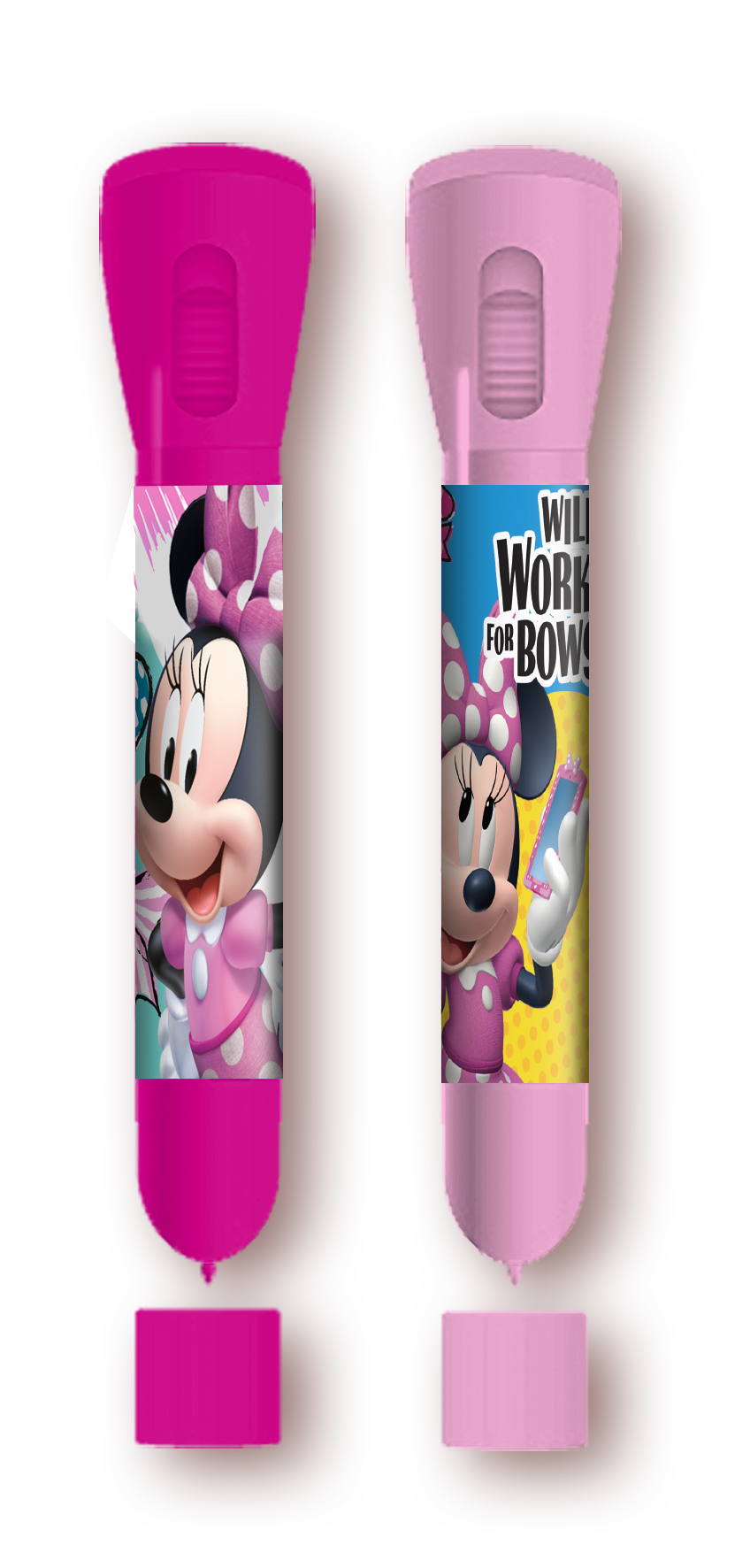Minnie Mouse Pen Lights