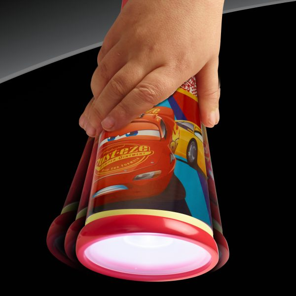 Cars Night Light 2 in 1