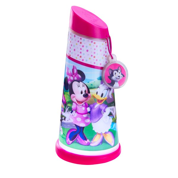 Minnie Mouse Night Light 2 in 1