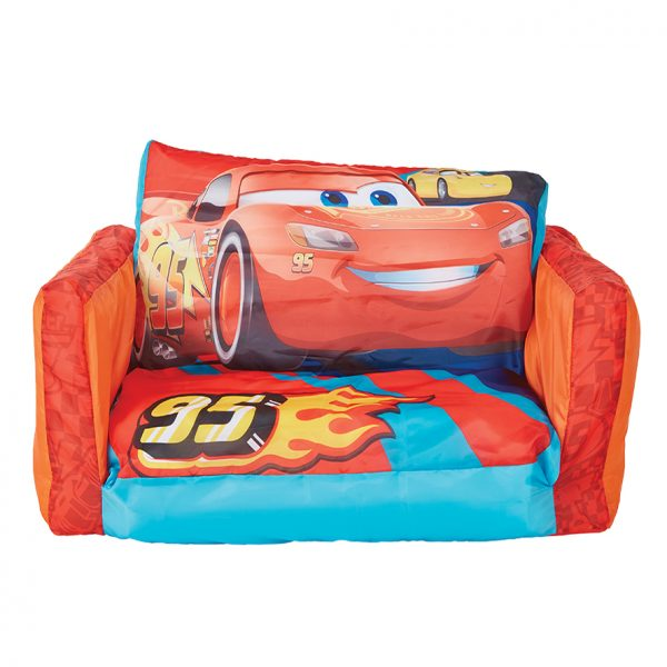 Cars Inflatable Flip Out Sofa