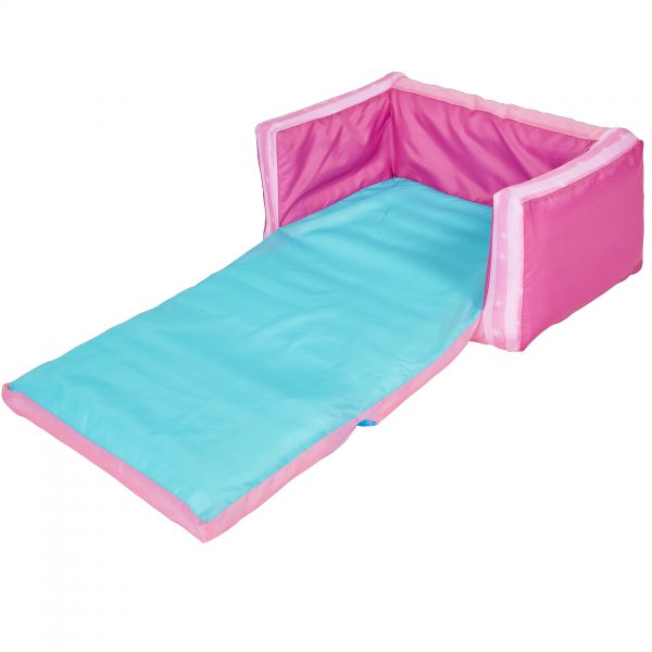 Princess Inflatable Flip Out Sofa