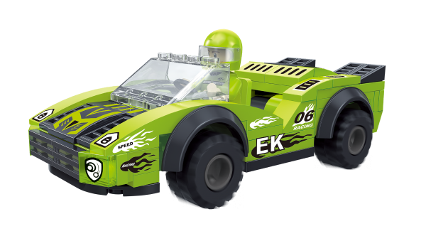 Edukie Power Racing Slime