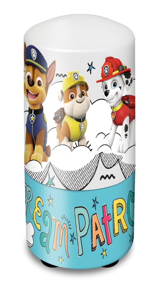 Paw Patrol LED Table Lamp