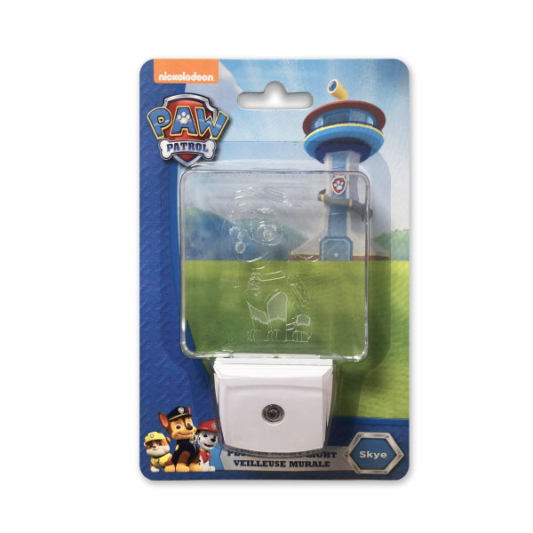 Paw Patrol Skye Plug-In Night Light
