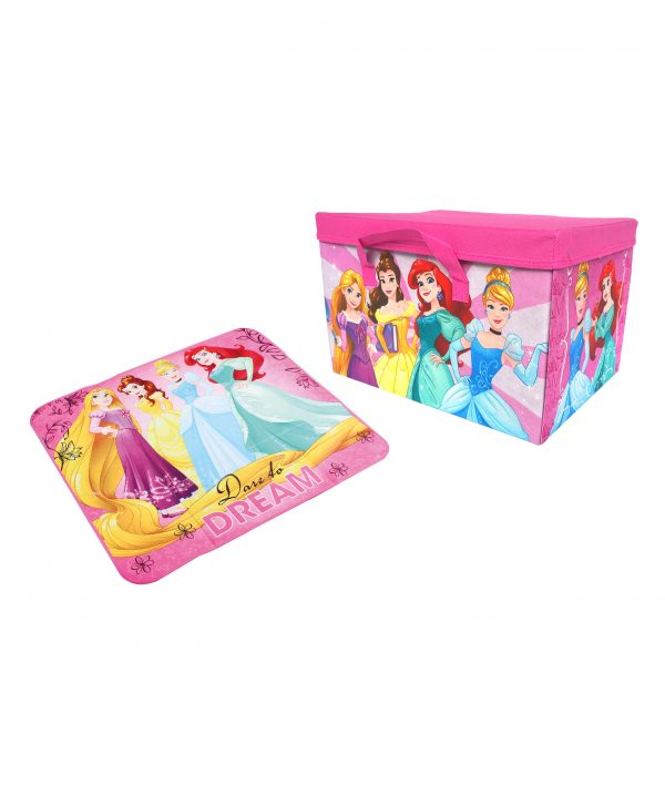Disney Princess Storage Box and Playmat