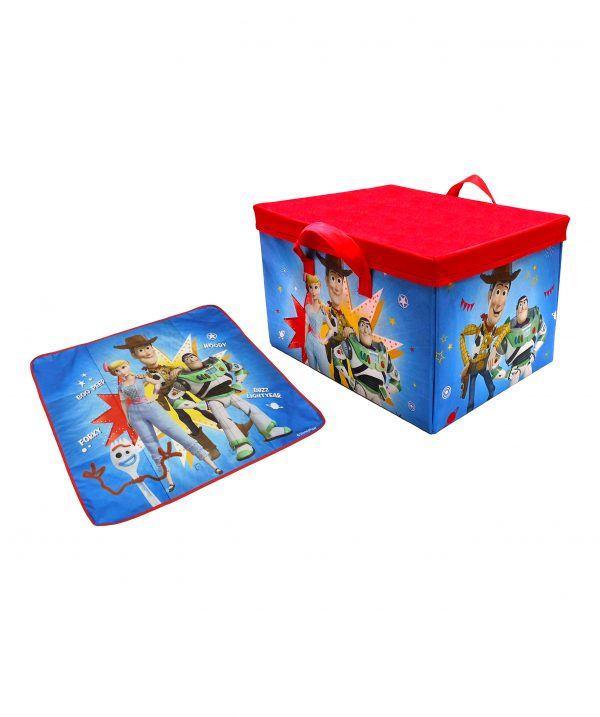 Toy Story Storage Box and Playmat