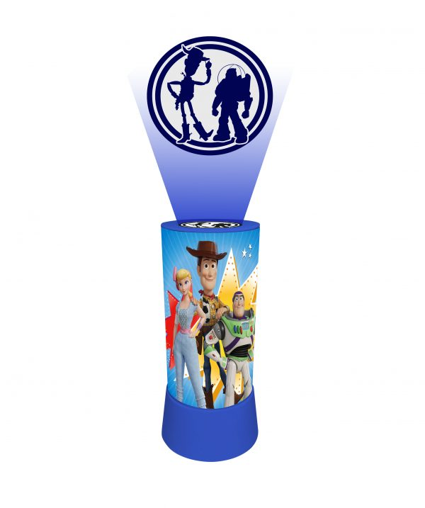 Toy Story Night Light & Projector