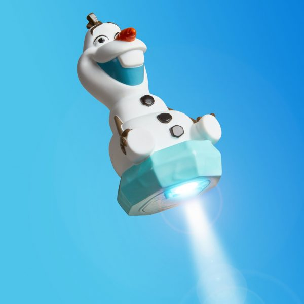 Frozen II Olaf Night Light & Flashlight