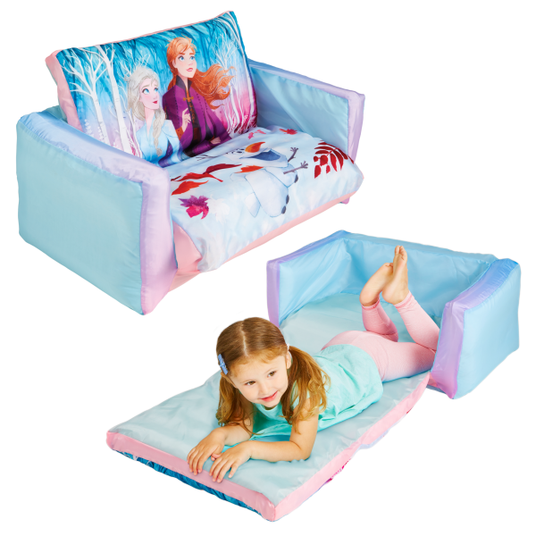 Frozen II Inflatable Flip Out Sofa