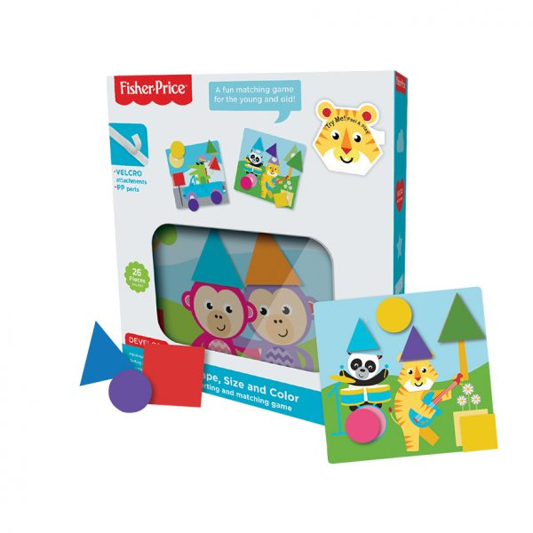 Fisher-Price Sorting and Matching Game